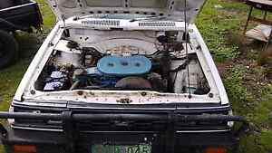 1990 Subaru Brumby +1985 Subaru Leone turbo Sunbury Hume Area Preview