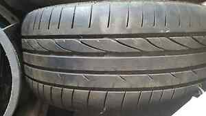 275/45/19 Tires with VW touareg Rims