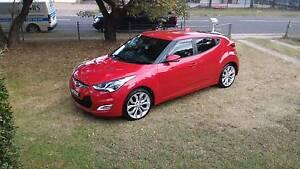 2012 Hyundai Veloster Coupe Yennora Parramatta Area Preview