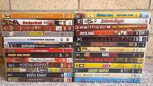26 Dvd movies, music and series The Junction Newcastle Area Preview