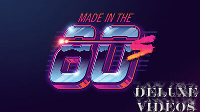 80S Music Videos  Made In The 80S  Collection Vol 1  10 Dvds  267 Music Videos
