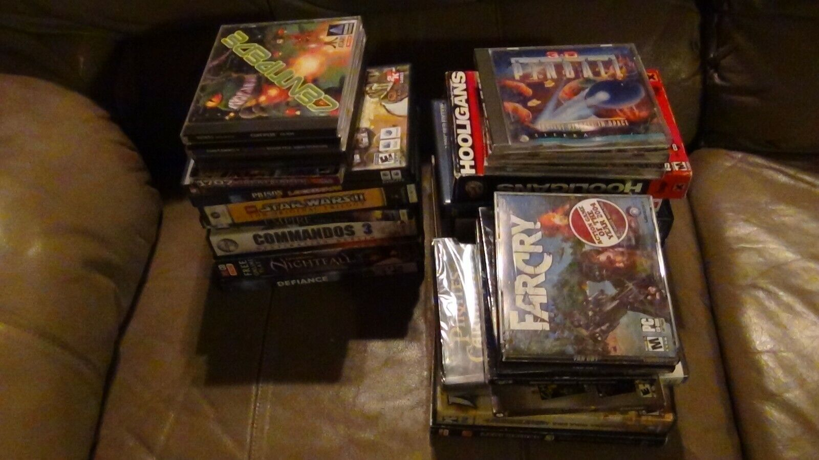 Computer Games - 27 Computer PC Game Lot