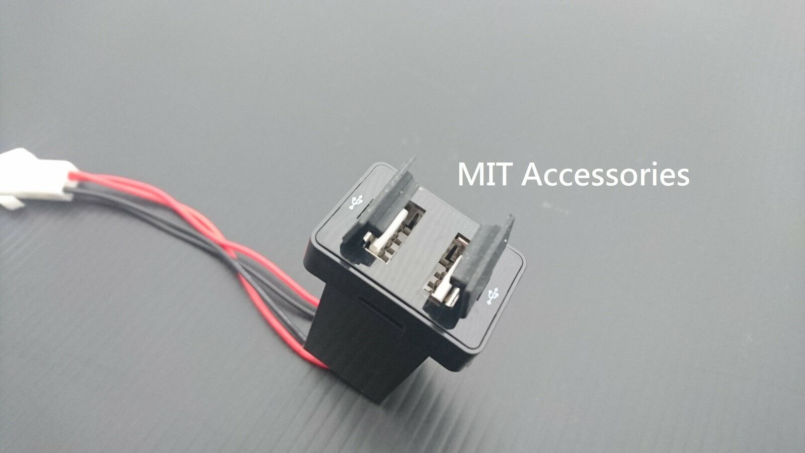 Details about MIT TOYOTA TACOMA 2008-16 Dual USB port 2 1A Power Adapter  charger smart phone