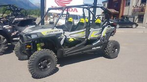 2018 Polaris Industries RZR 900 S4 EPS
