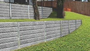 Concrete Retaining Wall System Salisbury Brisbane South West Preview