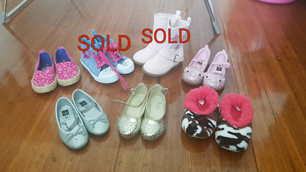 Toddler Shoes Sizes 7 to 9