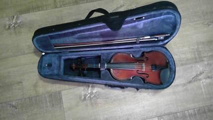 Hardly Used Violin