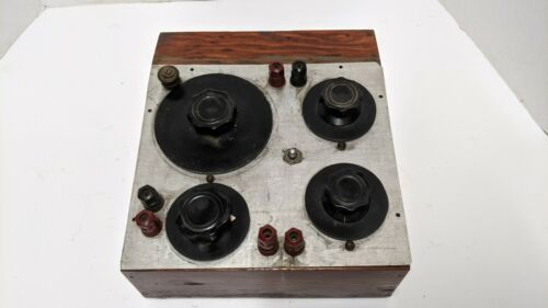 Vintage Homebrew Resistance Box ???
