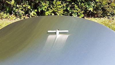 Edelstahldeckel für eine Feuerschale Ø 80 cm V2A