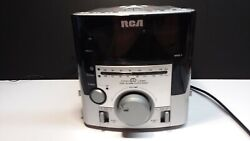 RCA STEREO CD DUAL WAKE CLOCK RADIO EXCELLENT CONDITION
