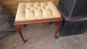 Antique dressing stool Morley Bayswater Area Preview