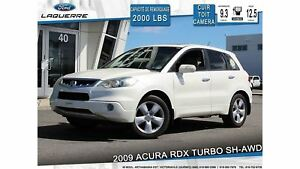 2009 Acura RDX TURBO**SH-AWD*CUIR*CAMERA*BLUETOOTH**