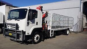CRANE TRUCK FOR SALE Wetherill Park Fairfield Area Preview