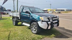 2005 Toyota Hilux SR Single Cab 4 seater 4X4 - WOW!  Garbutt Townsville City Preview