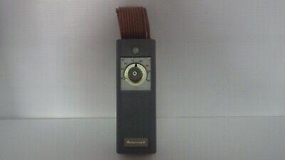 Utility-thermostat (HONEYWELL T4054B-1016 UTILITY THERMOSTAT SPST COOLING, RANGE 35-110F)