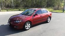 2008 Mazda Mazda3 Sedan Burpengary Caboolture Area Preview