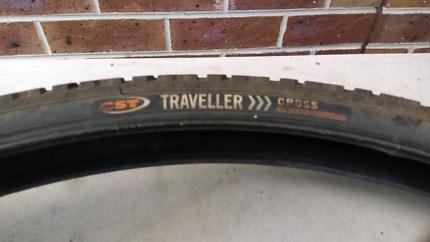 Quality bike tyre (700x38C)
