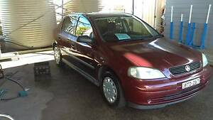 2000 Holden Astra Hatchback West Gosford Gosford Area Preview