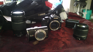 Canon camera's Darwin CBD Darwin City Preview