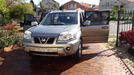 Nissan X-trail Ti (4×4)