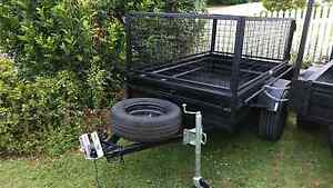 HIRE  7x4 cage  trailer $40  DAY  BUDERIM village Buderim Maroochydore Area Preview