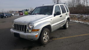 2006 Jeep Liberty Limited****DIESEL****