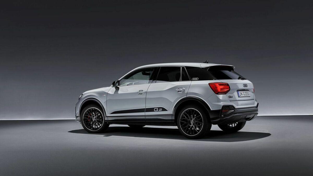 Audi Q2 Facelift Preise Daten Marktstart Mobile De