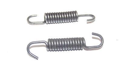 Feder Bremsbacken PUCH MS25 Halbnabe 2 Stück - spring set