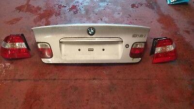 1999 2005 BMW E46 318 20 N42B20 BREAKING REAR LIGHTS ALL 4 Os Ns Tail Gate