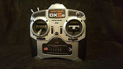 Spektrum DX5e for Simulator Trainer or Parts **NO RF MODULE!!