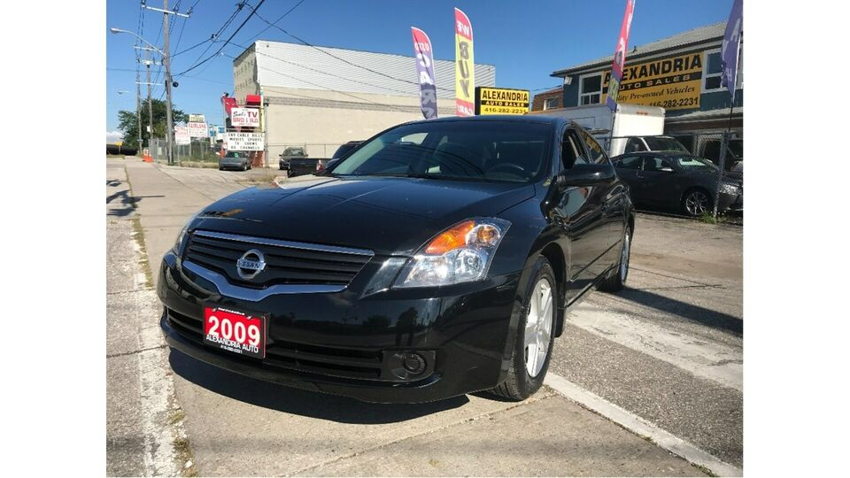 2009 Nissan Altima 2 5 S/83km/like new/safety included