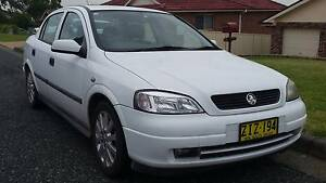 2003 Holden Astra Sedan Maryland Newcastle Area Preview