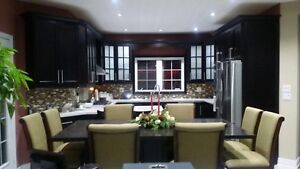 Beautiful CUSTOM Kitchen Cabinets Installed for ONLY $4900