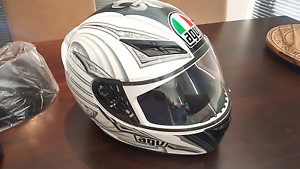 AGV motorbike helmet Aubin Grove Cockburn Area Preview