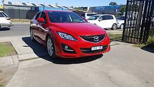 2010 Mazda 6 Hatchback AUTO Williamstown North Hobsons Bay Area Preview