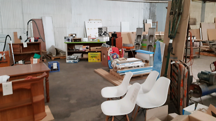 Warehouse Garage Sale