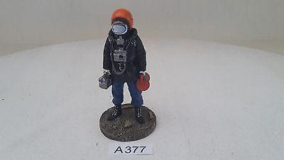 del Prado Feuerwehrmann Paris Frankreich 1978 ohne Verpackung (A377)
