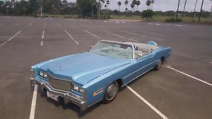 1976  Cadillac eldorado convertible Coomera Gold Coast North Preview