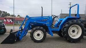 TRACTORAMA 2 X 35HP ISEKI TRACTORS Welshpool Canning Area Preview