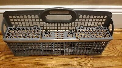 KitchenAid Elite WPW10190415 Dishwasher Silverware Basket Used with Lids