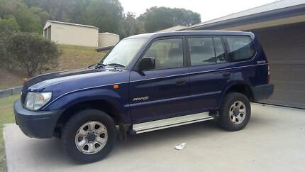 1998 Toyota Prado The Palms Gympie Area Preview