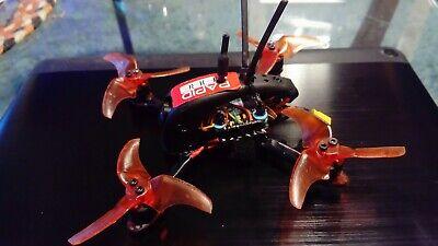 Micro 100mm fpv drone iflight 8300kv motors, mamba fc, smart audio, osd