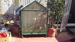 AVIARIES FOR SALE Port Kennedy Rockingham Area Preview