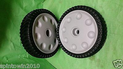 MTD Set of 2 Genuine Front Drive Wheels 734-04018C Self-Propelled Mower
