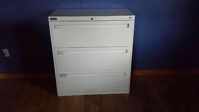 3 Drawers Lateral File Pure White Only 495.00
