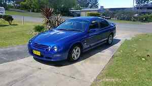 Ford Falcon XR6 2001 Brightwaters Lake Macquarie Area Preview