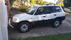 96 Rav 4 4x4 Bli Bli Maroochydore Area Preview