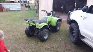 Quad bike for sale Oakey Toowoomba Surrounds Preview