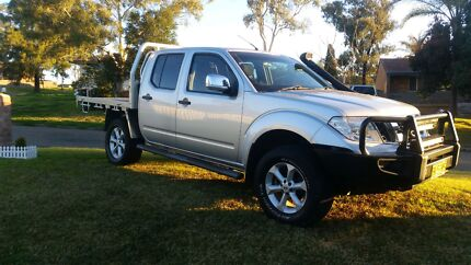 Nissan Navara D40 STX Muswellbrook Muswellbrook Area Preview