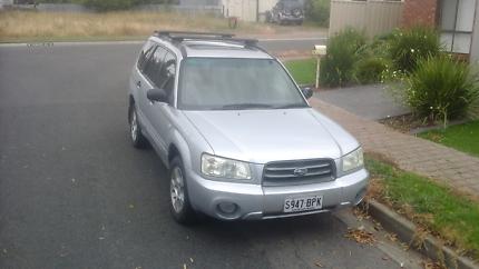 Subaru forrester xs 2003